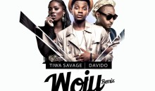 [Video] Kiss Daniel – Woju (Remix) Ft Tiwa Savage | Davido