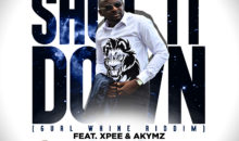 Dj Mixmaster Brown – Shut It Down Ft. Xpee x Akymz