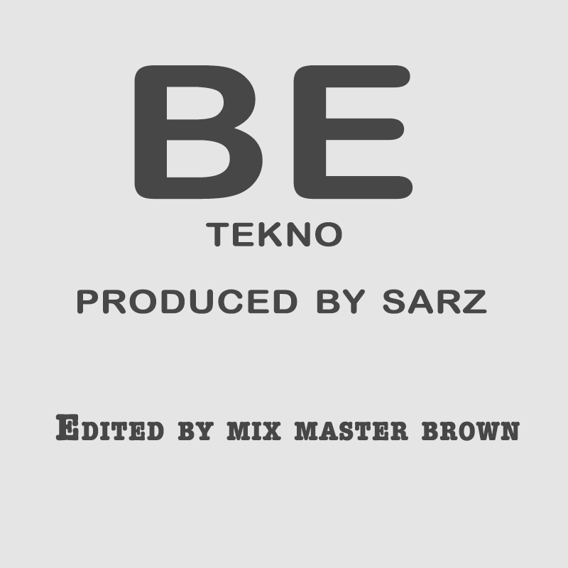 Tekno - BE (Mixmasterbrown Extended Edit