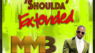 D'banj - Shoulda (Mixmasterbrown Extended)